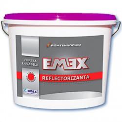 Vopsea lavabila reflectorizanta EMEX - Vopsea lavabila reflectorizanta EMEX