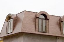 Proiect acoperis Hotel Vilo's Cal. Calarasi - Montaj invelitori