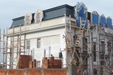 Proiect in desfasurare in Corbeanca - Montaj invelitori