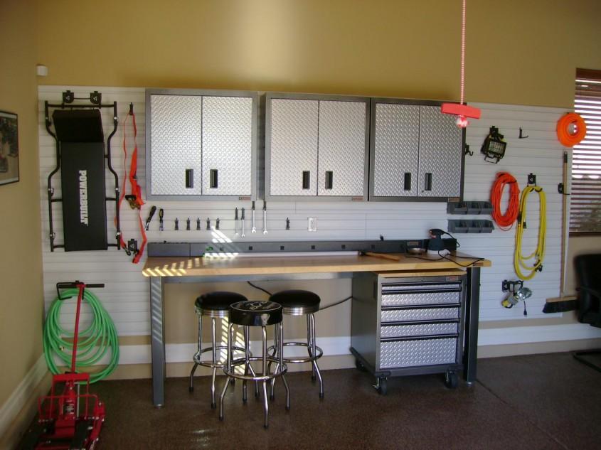 Foto via themaisonette.net - Curatenie de primavara, in garaj sau spatiul de lucru