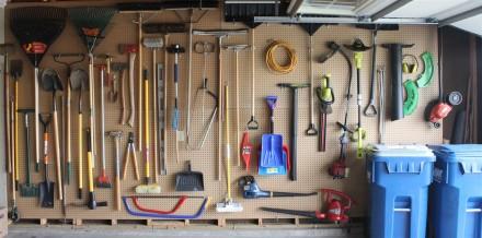 Foto via www.structuretech1.com - Curatenie de primavara, in garaj sau spatiul de lucru