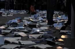 5501 - Evenimentul creat de ziarul Ring cu Editura Litera, in imagini. Multimea adunata spune totul