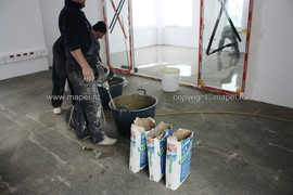 foto 22 - preparare sapa autonivelanta - Galerie 6