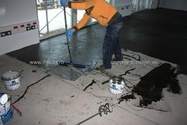 foto - 7 aplicare rasina cu racleta - Galerie 11