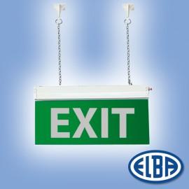 Corp pentru iluminat de siguranta - CISA 04 LED - Corpuri pentru iluminat de siguranta - ELBA