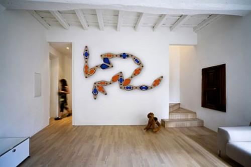 Cea mai noua arta, de expus pe pereti - Cea mai noua arta, de expus pe pereti: sculptura modulara