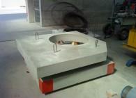Placi de reductie - Elemente prefabricate pentru camine