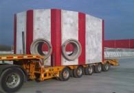 Camine rectangulare cu racord din beton - Camine rectangulare