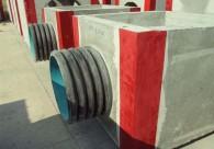 Camine rectangulare cu racorduri din alte materiale - Camine rectangulare