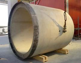 Tuburi din beton pentru subtraversari - Tuburi pentru subtraversari din beton armat