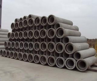 Tuburi cu mufa din beton simplu - Tuburi din beton