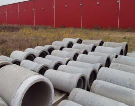 Tuburi scurte din beton - Tuburi din beton simplu si beton armat