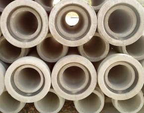 Tuburi cu mufa din beton simplu/armat - Tuburi din beton simplu si beton armat