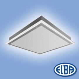Corp de iluminat incastrat - Quadra - FIDI 06 - Corpuri de iluminat incastrate - ELBA