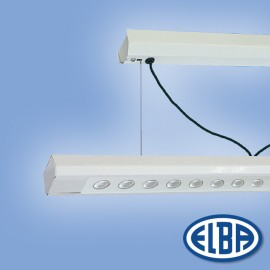 Corp de iluminat suspendat - Stick - FIAGS 09 LED - Corpuri de iluminat suspendate - ELBA