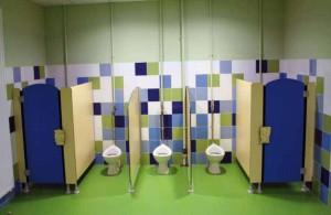 Cabinele Chouett - Junior  - Compartimentari sanitare