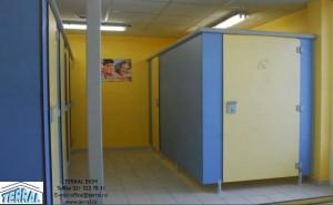 Cabinele Classic  - Compartimentari sanitare