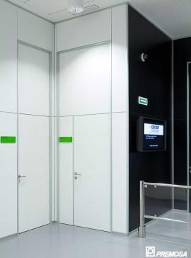Compartimentare interioara modulara si demontabila - PREMIUM - Sistem de compartimentari interioare modulare demontabile - PREMIUM
