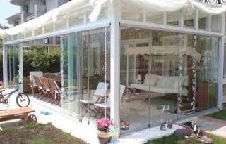 Carthago - Sistem de ferestre culisante pentru balcon - Sisteme de inchidere terase