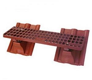 Podest metalic - Elemente de siguranta a acoperisului