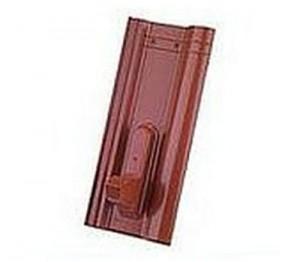 Tigla suport grilaj metalic parazapada - Elemente de siguranta a acoperisului
