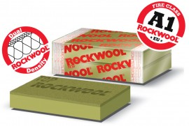 Placi rigide de vata bazaltica Frontrock MAX E  - Placi rigide de vata bazaltica Frontrock MAX E