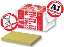 Placi semi-rigide de vata bazaltica Airrock LD Slimpack - Placi de vata bazaltica