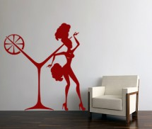 Sticker Daiquiri - Stickere decorative