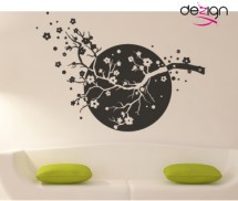 Sticker Zen Asia - Stickere decorative