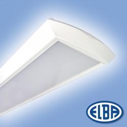 Corp aparent de iluminat - Compact - FIDA 12 - Corpuri de iluminat - Aparente ELBA