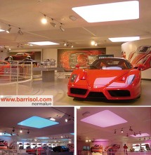 Barrisol Lumiere Color - Proiecte realizate cu Barrisol Lumiere Color