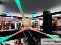 Barrisol 3D 1 - Proiecte realizate cu Barrisol 3D