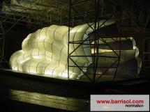 Barrisol 3D 7 - Proiecte realizate cu Barrisol 3D