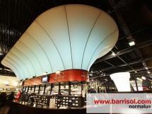 Barrisol 3D 15 - Proiecte realizate cu Barrisol 3D