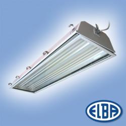 Corp de iluminat protejat la umezeala si praf - Tropical - FIRADS 15 - Corpuri de iluminat industriale cu protectie la umezeala si praf - ELBA