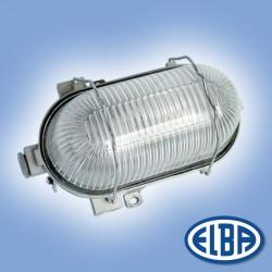 Corp de iluminat protejat la umezeala si praf - Grato - PO 01 - Corpuri de iluminat industriale cu protectie la umezeala si praf - ELBA