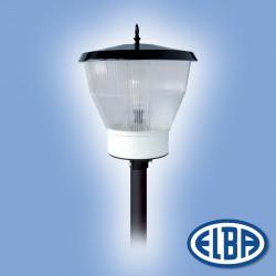 Corp pentru iluminat pietonal - Turno - PVC 05 - Corpuri pentru iluminat pietonal - ELBA