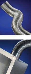Sistem de racordare flexibil pentru cosuri de fum TECNOFLEX - Sisteme de racordare flexibil pentru cosuri de fum TECNOFLEX