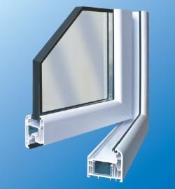 Profile cu 6 camere - Profile PVC pentru ferestre si usi