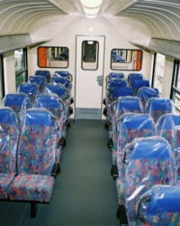 Pardoseli vinilice mij de transport - Pardoseli pentru mijloace de transport din vinil