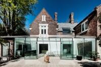 Locuinta din Winchester - Extindere din sticla propusa pentru locuinta din Winchester
