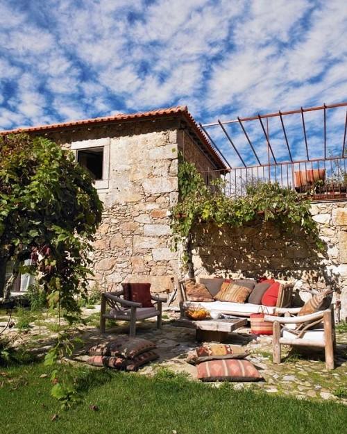 O casa traditionala cu un design de exceptie, in Portugalia - O casa traditionala cu un design de exceptie, in Portugalia