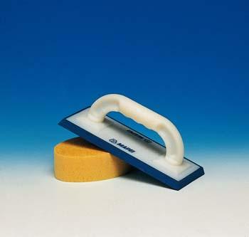 Spatula de cauciuc - Scule pentru aplicarea si finisarea chiturilor de rosturi.