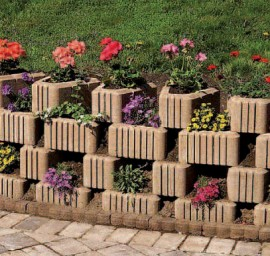 Jardiniere - TRIFLOR - Jardiniere de gradina - SEMMELROCK STEIN+DESIGN