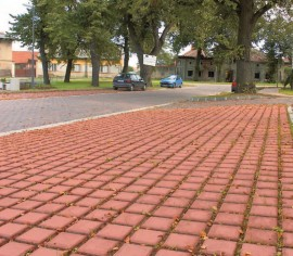 Pavaj cu suprafata beton aparent - ECOgreen - Pavaje - Semmelrock