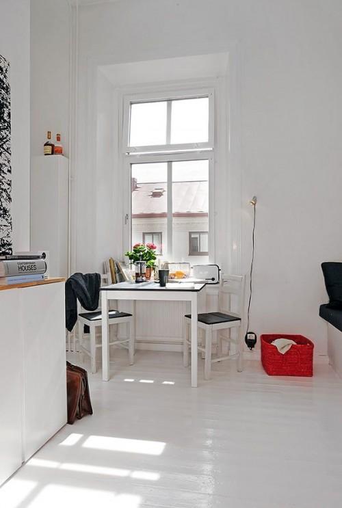 Un mic apartament modern si functional - Un mic apartament modern si functional