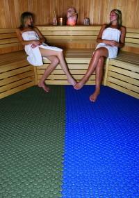 Pardoseli pentru zonele umede ale salilor de fitness Wet Areas - Colectia WET AREAS