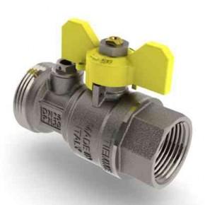 Robinet de gaz pentru instalare post-control - PCONT01 - Robineti de gaz pentru instalare post-control - TIEMME tot