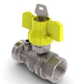 Robinet de gaz pentru instalare post-control - PCONT01SER - Robineti de gaz pentru instalare post-control - TIEMME tot