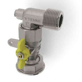 Robinet de gaz pentru instalare post-control - PCONT03 - Robineti de gaz pentru instalare post-control - TIEMME tot